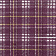 Servietten Scottish Check Berry