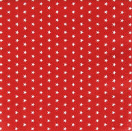 Servietten Mini Stars red